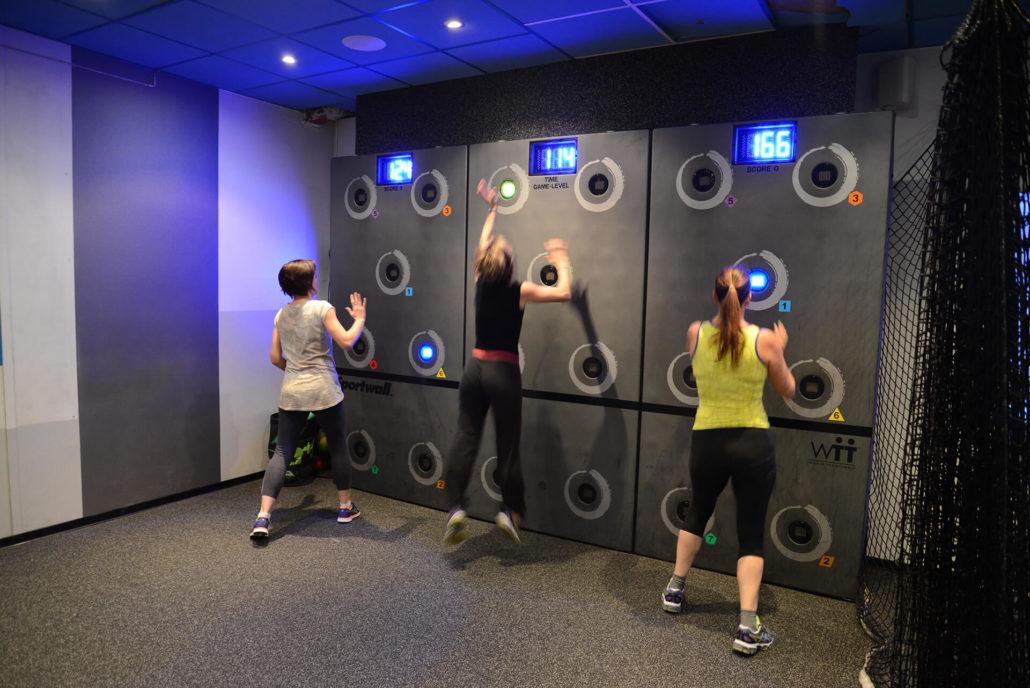 murs interactifs smartfit